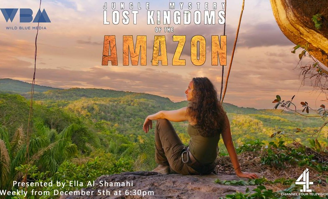 Jungle Mystery: Lost Kingdoms of the Amazon